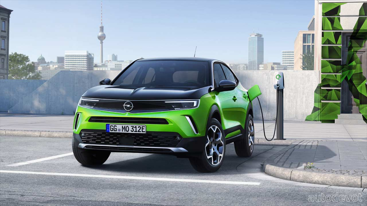New Opel Mokka debuts as an EV - Autodevot