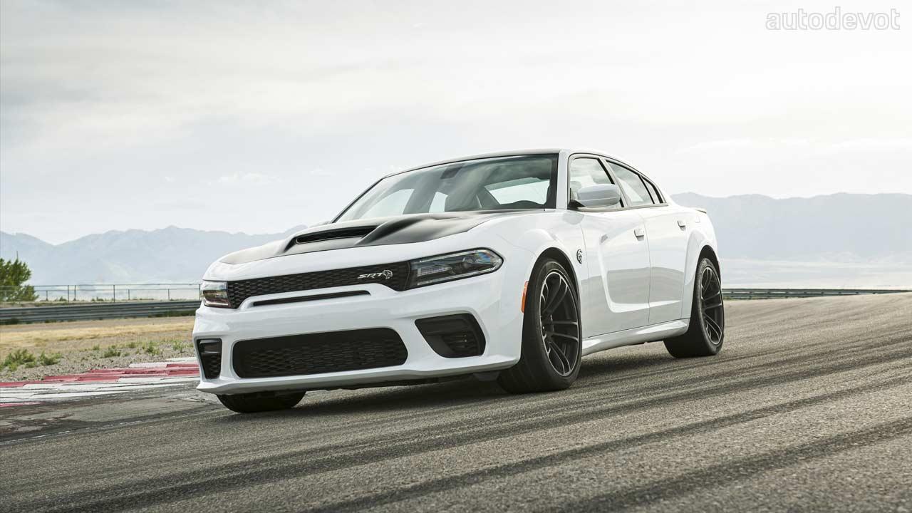 2021 Dodge Charger lineup gets 808 hp SRT Hellcat Redeye ...