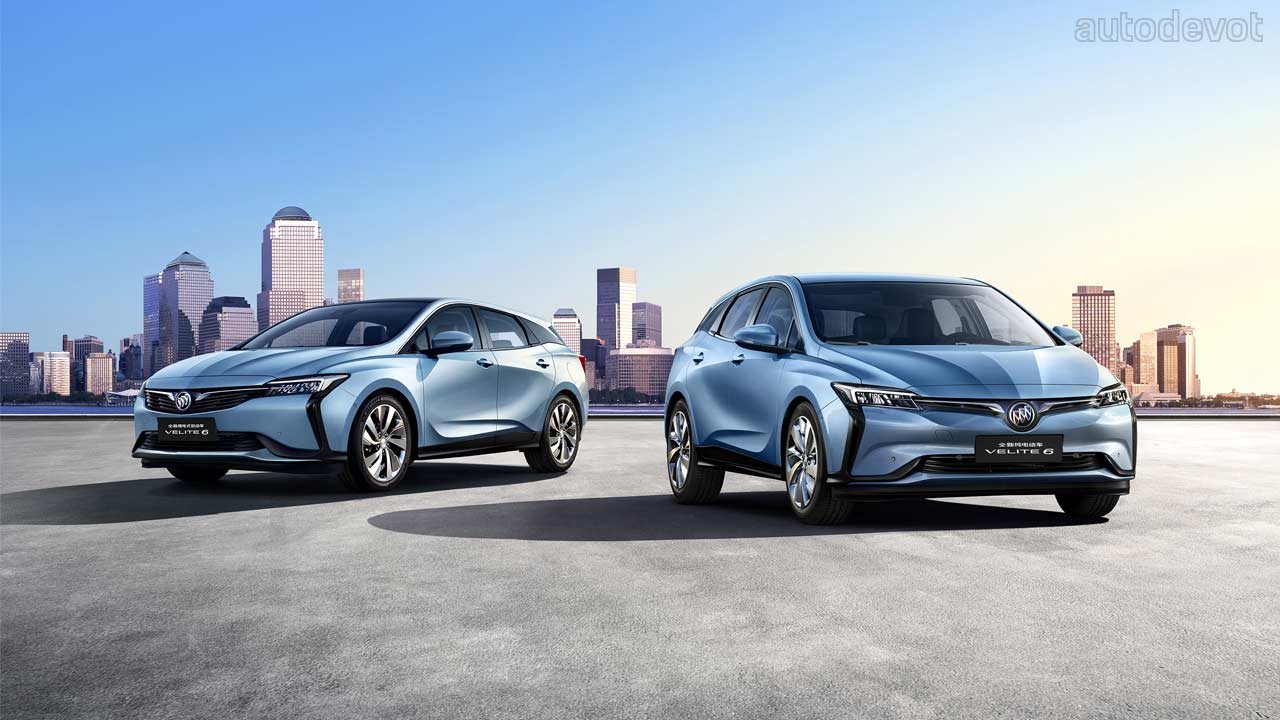 buick velite 6 to get a plugin hybrid sibling  autodevot