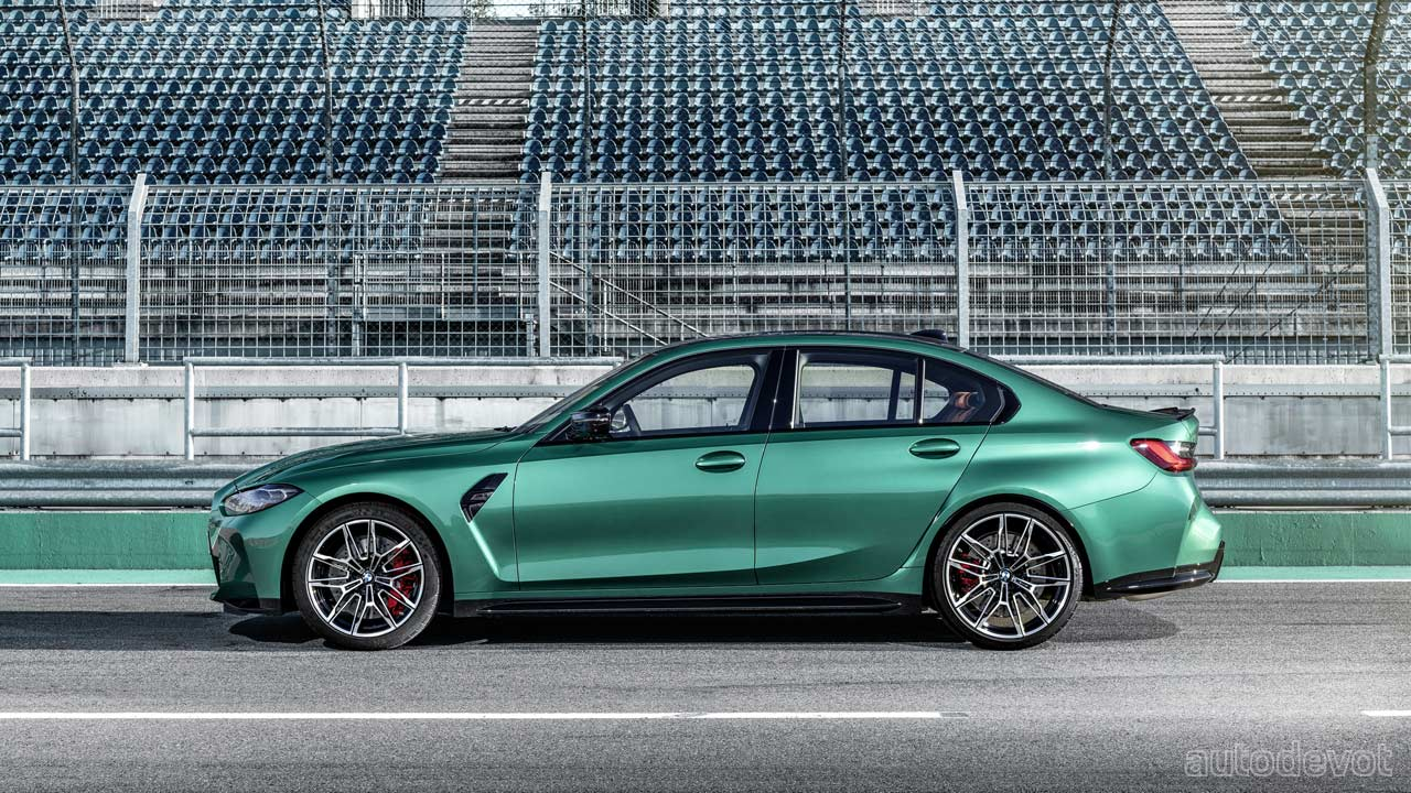 New Bmw M3 Sedan And M4 Coupe Debut With Grille Power And 6 Mt Autodevot