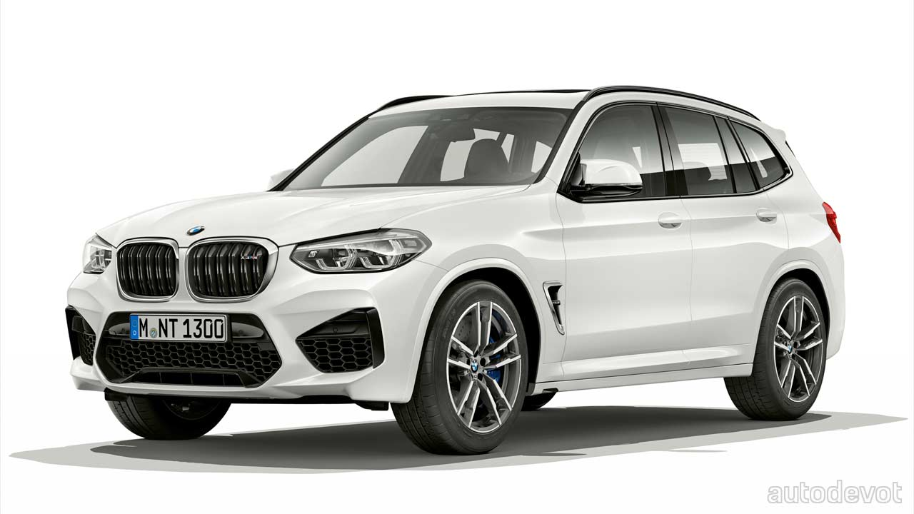 Bmw X3 M Launched In India At Rs 99 90 Lakh Autodevot