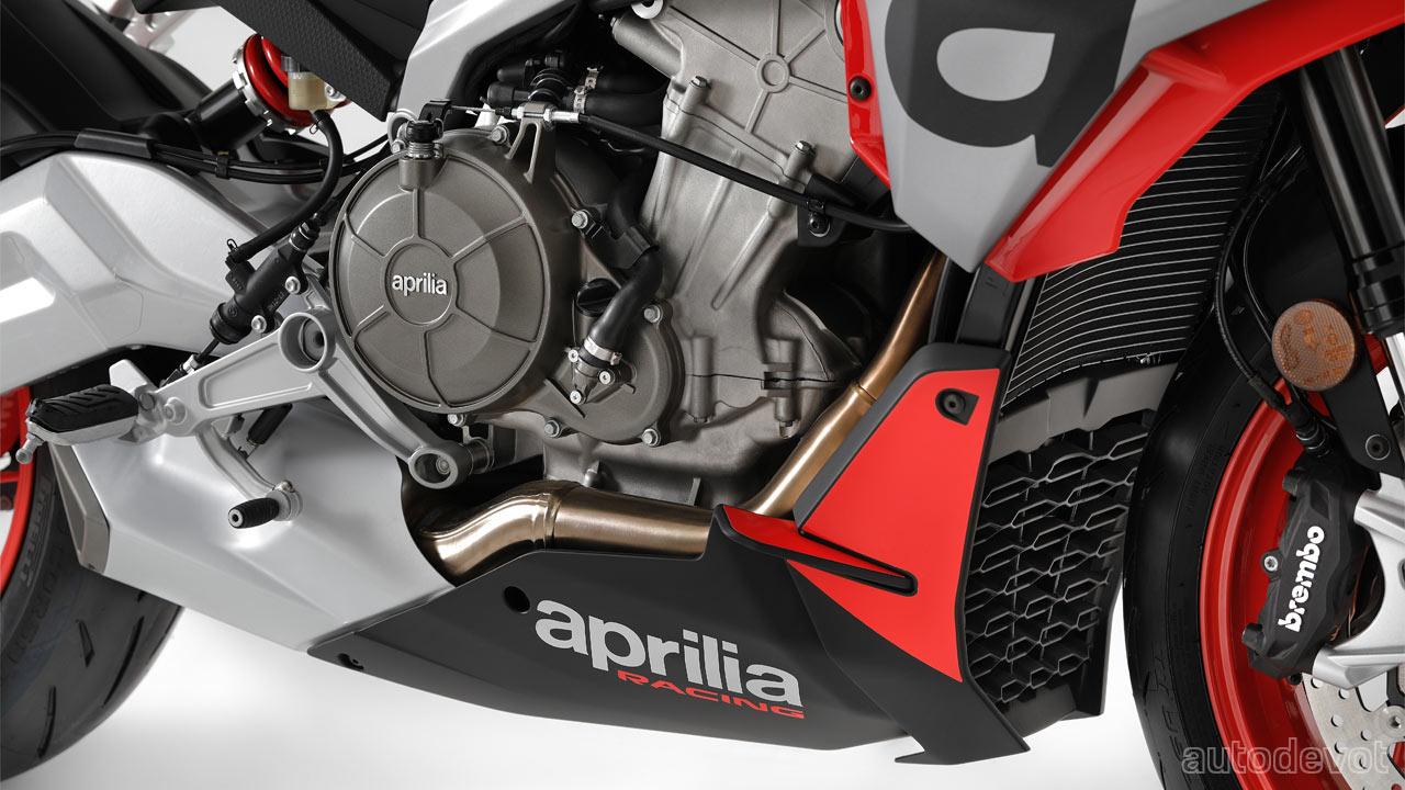 Aprilia RS 660 gets a semi-naked Tuono 660 sibling - Autodevot