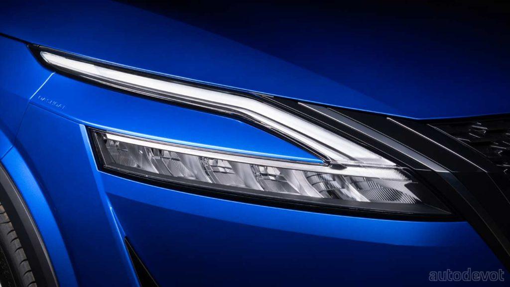 3rd-generation-2021-Nissan-Qashqai_headlights