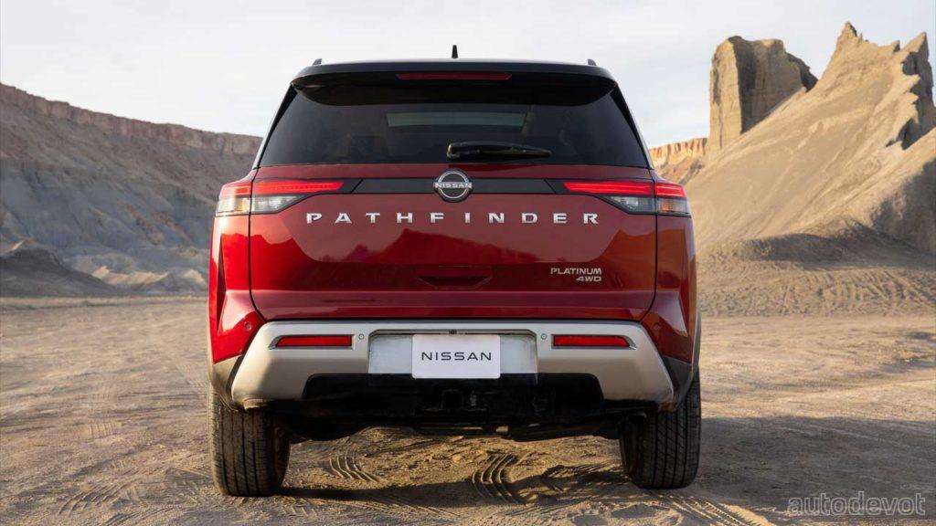 5th-generation-2022-Nissan-Pathfinder_rear