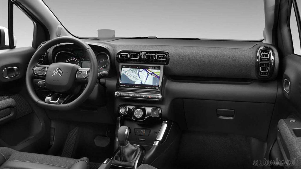 2021-Citroën-C3-Aircross-facelift_interior