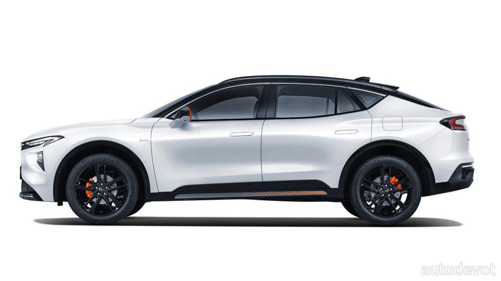 Ford-EVOS_side