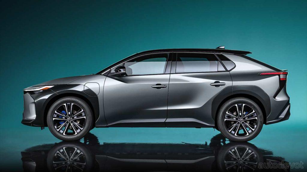 Toyota-bZ4X-Concept_side