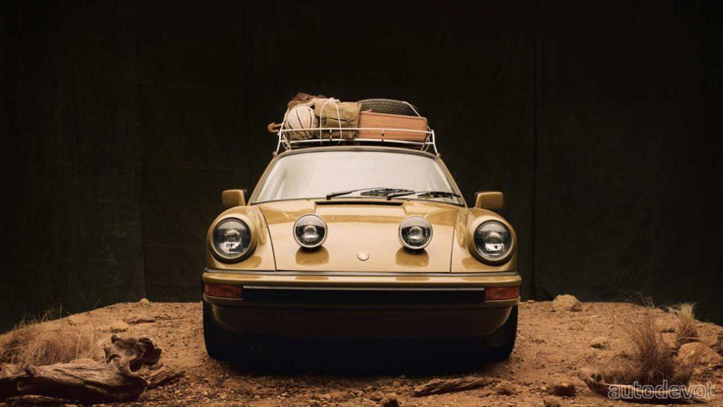 Porsche-and-Aimé-Leon-Dore-restore-a-911-Super-Carrera_front