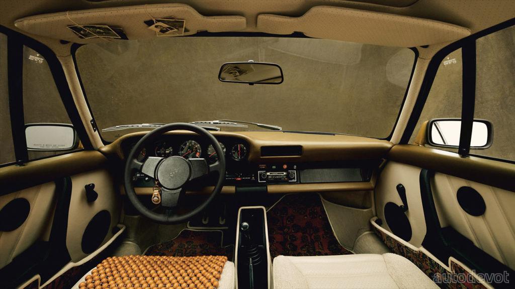 Porsche-and-Aimé-Leon-Dore-restore-a-911-Super-Carrera_interior