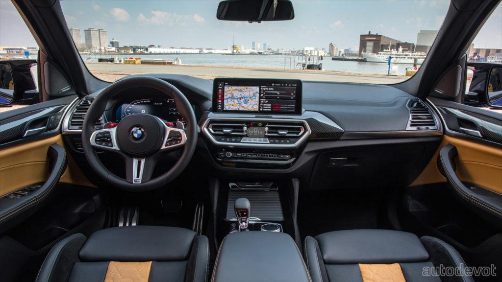 2022-BMW-X3-M-Competition_interior