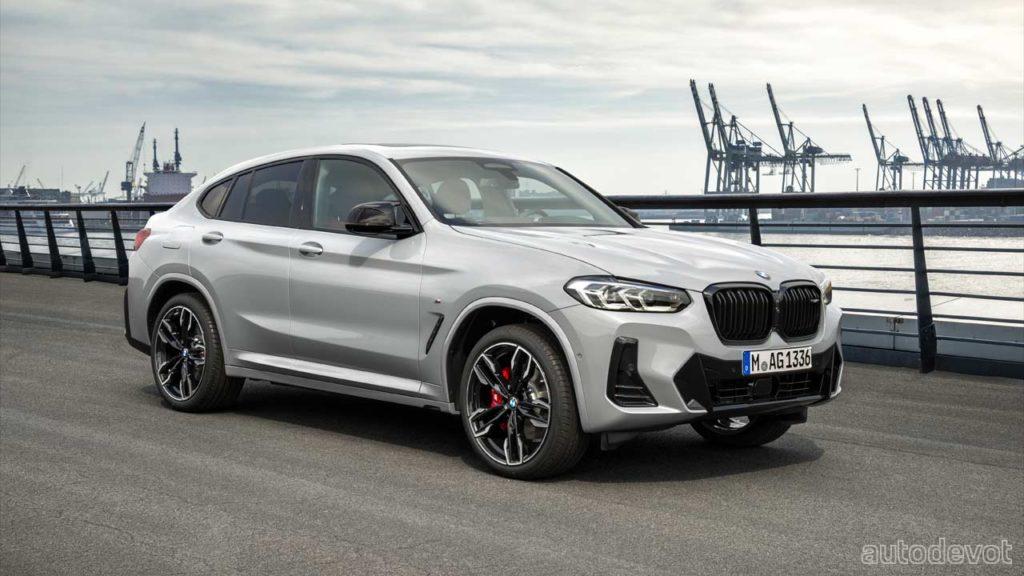 2022-BMW-X4-facelift-M40i