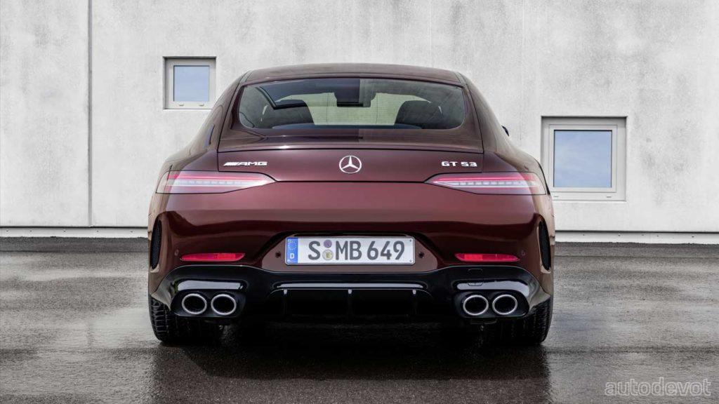 2022-Mercedes-AMG-GT-4-Door-Coupé-facelift-GT-53_rear