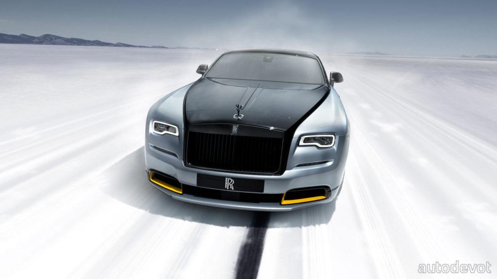 Rolls-Royce-Wraith-Landspeed