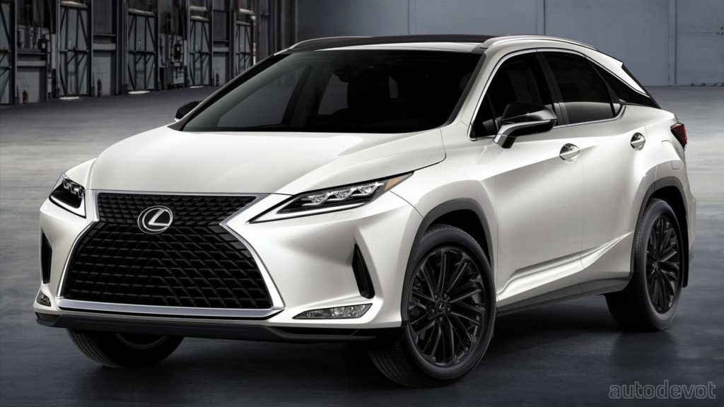 2022-Lexus-RXL-Black-Line-Special-Edition