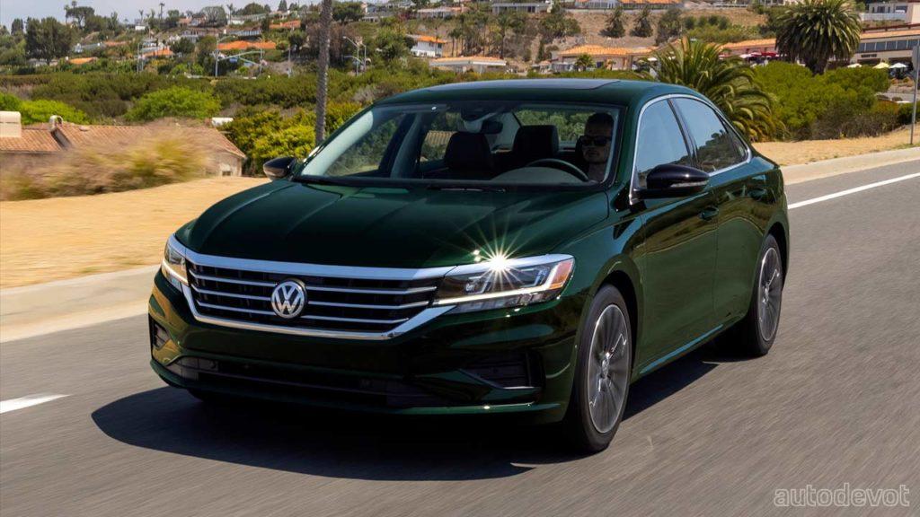 2022-Volkswagen-Passat-Limited-Edition