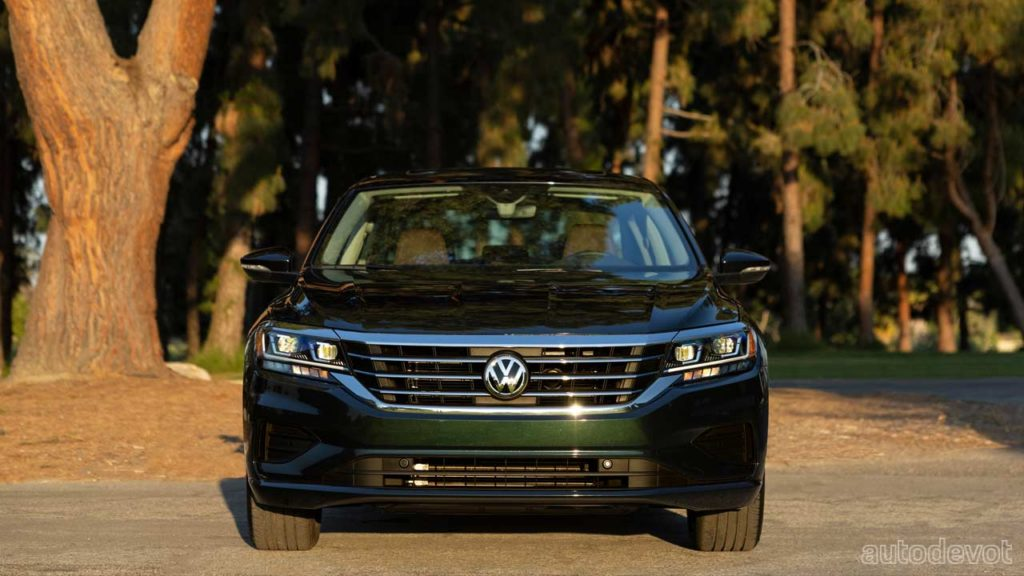 2022-Volkswagen-Passat-Limited-Edition_front